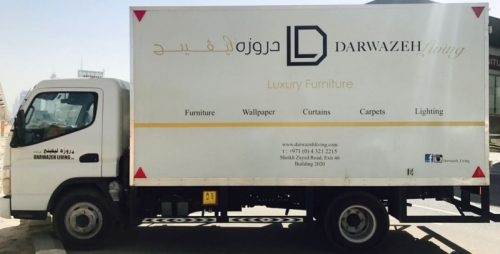 Truck Wrapping