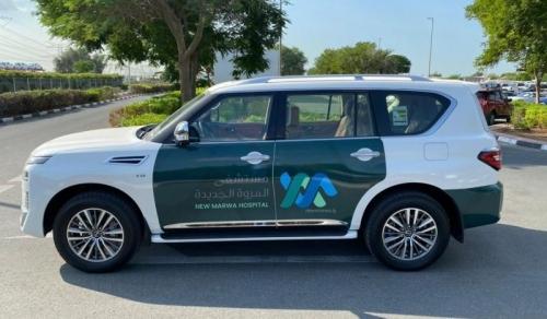 Car Stickers Dubai Company