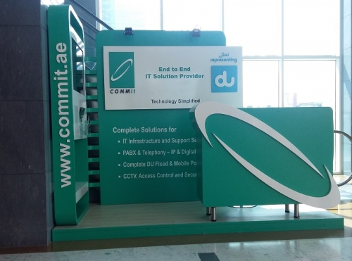 Display Stand Graphics Dubai