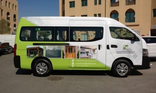 Van Branding Company Dubai