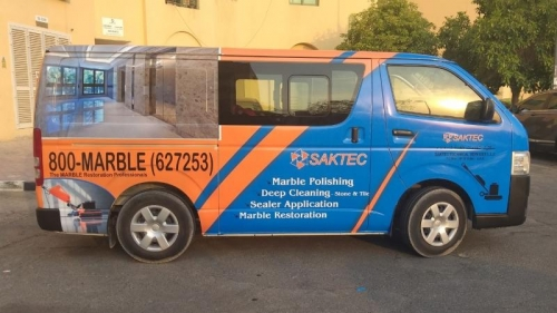 Vehicle Branding Company